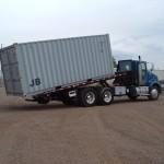 Wyoming Storage Container